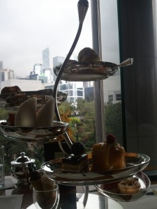 High Tea @ 茶園 - 香港君悅酒店