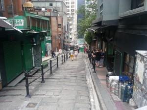 中環石板街