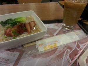 叉燒湯瀨-$25