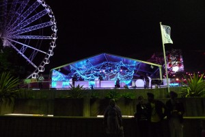 Santos Lounge 2012