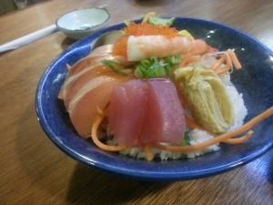 魚生飯@KU-O