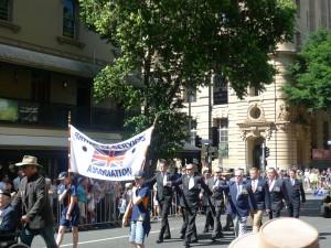 英國退伍軍人代表