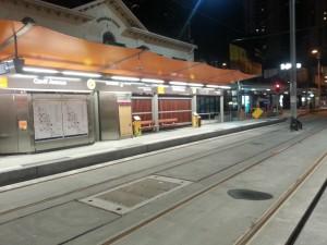 GoldLinQ車站