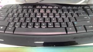 microsoft curve keyboard
