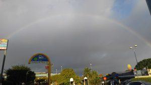 Brisbane的彩虹
