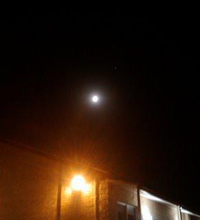 2009的中秋節月亮