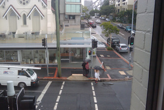 下雨Brisbane