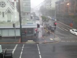 Brisbane大雨