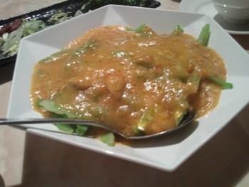 苦瓜蟹黃鹹蛋