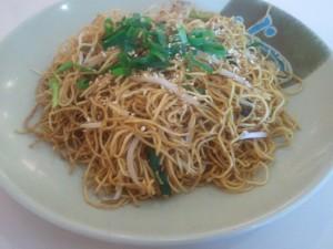 豉油王炒麵
