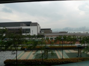 中山紀念公園鐘樓室內游泳池