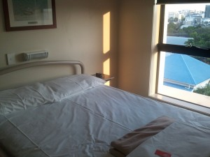 Double Room - Brisbane YHA