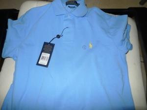 純危Polo Shirt