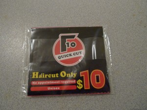 F10 Quick Cut
