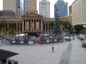 Christmas Events @ Brisbane City