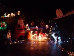 Brisbane聖誕燈飾