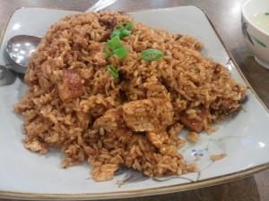 佳鄉小館-鰻魚炒飯