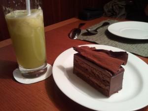 香港尖沙咀凱悅酒店咖啡廳 Cafe