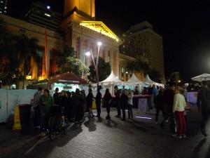 星期五的Brisbane Winter Festival