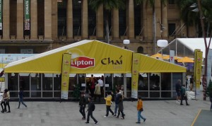 Lipton帳篷