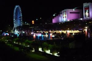 星期五的Brisbane Festival