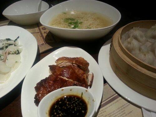炸雞麵@新上海