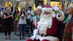 Myer Christmas Parade 2013