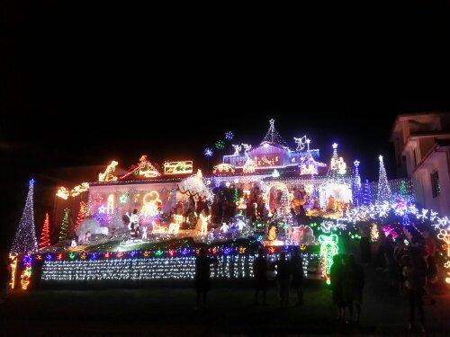 4KQ聖誕燈飾比賽