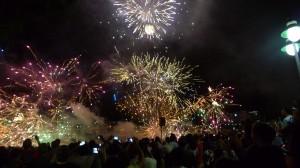 Brisbane 2014煙花匯演
