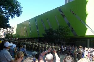 澳洲的陸軍