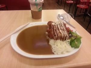 Kadoya咖哩飯
