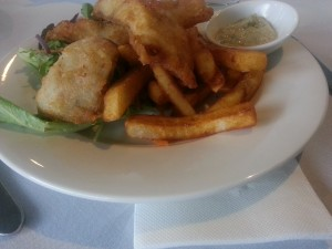 Fish & Chips @Focus By James