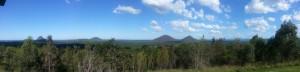 Glasshouse Mountain Lookout