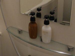 Shiseid洗頭髮水及淋浴露