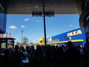 IKEA走火警!