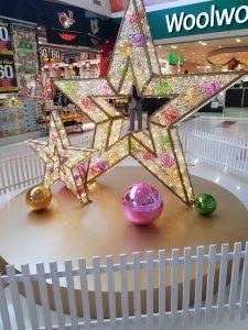 聖誕裝飾@Brisbane商場